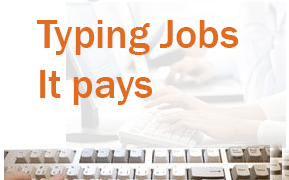 Genuine Typing Jobs-It pays