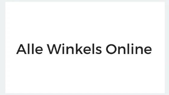 Alle Winkels Online