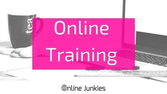 Waarom een Online Training of cursus?