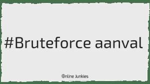 Bruteforce-aanval