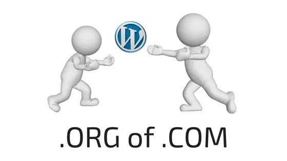 WordPress.com of WordPress.org?