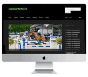 websites die gevonden worden -Sportpaardenfoto