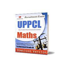 Download ebook of UPPCL- Book- For- Technician( Grade II) MATHS
