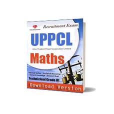 Download ebook of UPPCL- Book- For- Technician( Grade II) MATHS