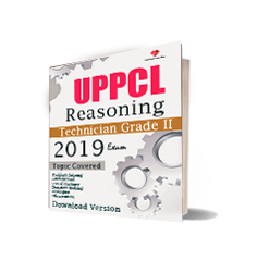 Download pdf notes UPPCL Book For Technician Grade II Reasoning