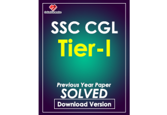 Ebooks of SSC CGL (Tier-I) Previous Years Solved Paper (English, 1, Plutus Academy)