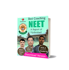 Download e-book of NEET Coaching in Hyderabad