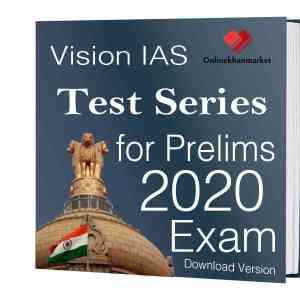 Donwload Vision IAS Prelims Test Series