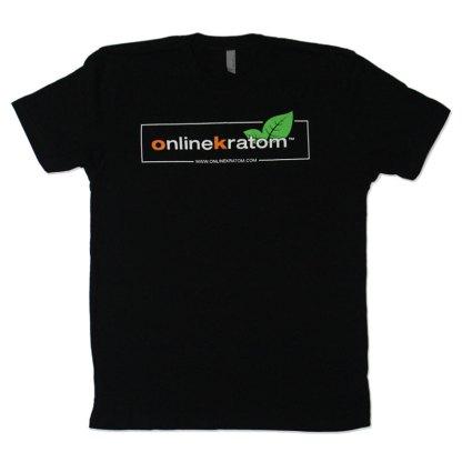 Classic Online Kratom Logo T-shirt