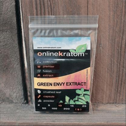Green Envy Kratom Extract