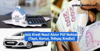 faizsiz kredi