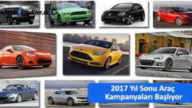 Photo of 2019 Yıl Sonu Araç Kampanyaları Başlıyor