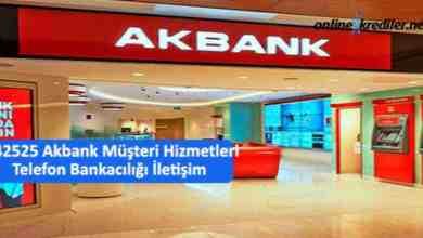Photo of 4442525 Akbank Müşteri Hizmetleri Telefon Bankacılığı İletişim