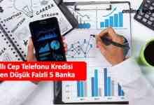 Photo of Akıllı Cep Telefonu Kredisi Veren Düşük Faizli 5 Banka 2021