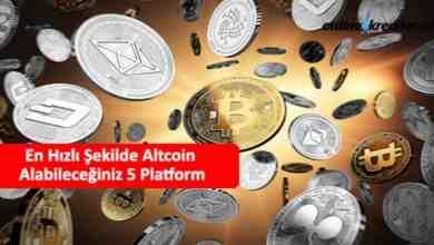 Photo of En Hızlı Şekilde Altcoin Alabileceğiniz 5 Platform