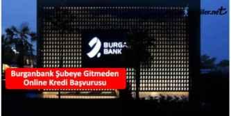 burganbank online kredi