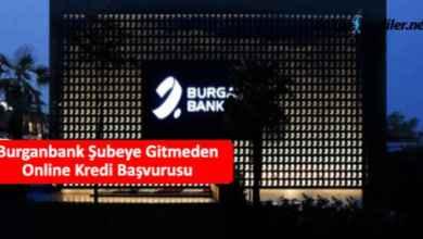 Photo of Burganbank Şubeye Gitmeden Online Kredi Başvurusu