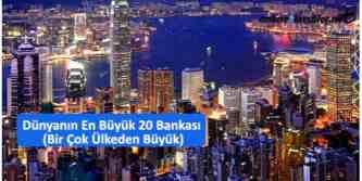 dünyadaki en büyük bankalar