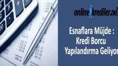 Photo of Esnafa Müjde : Bakandan Esnaf Kredi Borcu Yapılandırma Açıklama