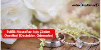 evlilik masrafları