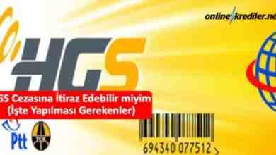 Photo of HGS Cezasına İtiraz Edebilir miyim (Dilekçe Yazılı Başvuru)