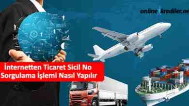 Photo of İnternetten Ticaret Sicil No Sorgulama İşlemi Nasıl Yapılır