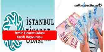 istanbul ticaret odası kredi başvuru