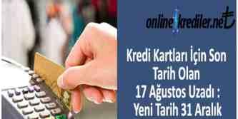 kredi kartı internete açma
