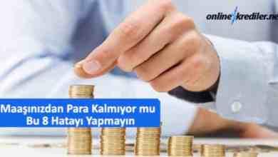 Photo of Maaşınızdan Para Kalmıyor mu : Bu 8 Hatayı Yapmayın