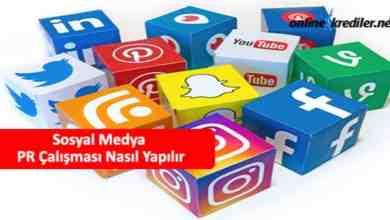 Photo of Sosyal Medya PR Çalışması Nasıl Yapılır