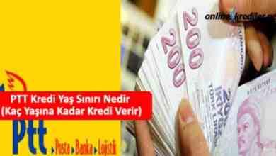 Photo of PTT Kredi Yaş Sınırı Nedir (Kaç Yaşına Kadar Kredi Verir)