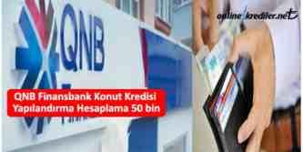 finansbank konut kredisi yapılandırma