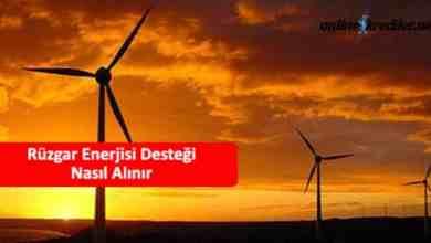 Photo of Rüzgar Enerjisi İşi Yapacaklar Devletten Destek ve Hibeler