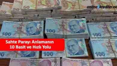 Photo of Sahte Parayı Anlamanın 10 Basit ve Hızlı Yolu