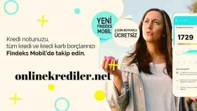 Photo of Findeks Kredi Notu Sorgulama İlk 3 Gün Ücretsiz