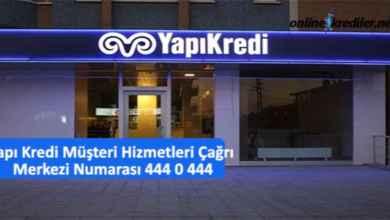 Photo of Yapı Kredi Müşteri Hizmetleri 444 0 444 Nasıl Bağlanırım
