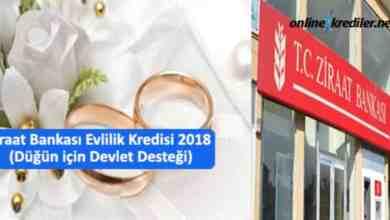 Photo of Ziraat Bankası Evlilik Kredisi 2021 (Düğün için Devlet Desteği)