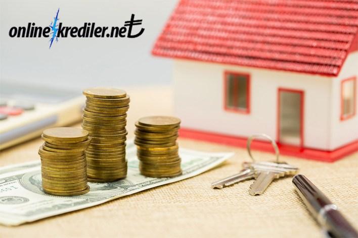 Borcu bitmemis kredili ev satın almak