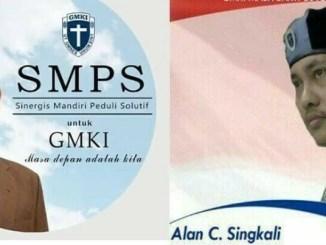 Sahat Sinurat dan Alan Singkali Pimpin PP GMKI Periode 2016-2018