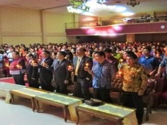 Natal dan Spectavaganza Perantau Kecamatan Sumbul: MERAJUT KENANGAN SAAT DI HUTA, HARMONIS DI PERANTAUAN
