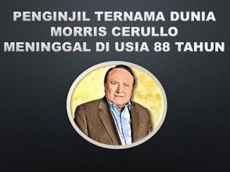 Penginjil Ternama Dunia Morris Cerullo Meninggal di usia 88 Tahun