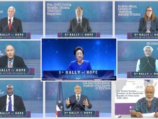 RALLY OF HOPE KE-5