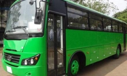 Sajha Yatayat Launches Electric Buses In Kathmandu