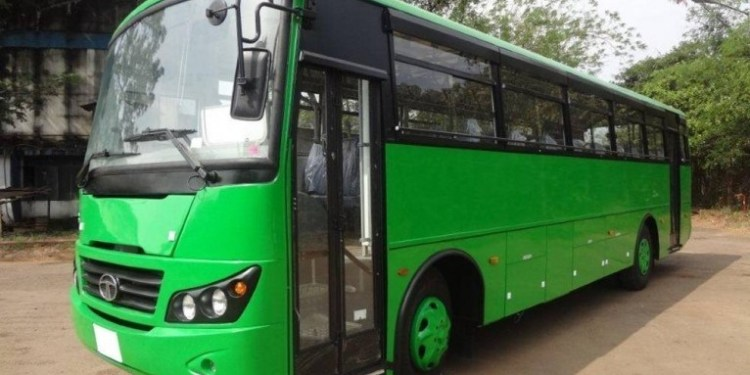 Sajha Yatayat Launches Electric Buses In Kathmandu