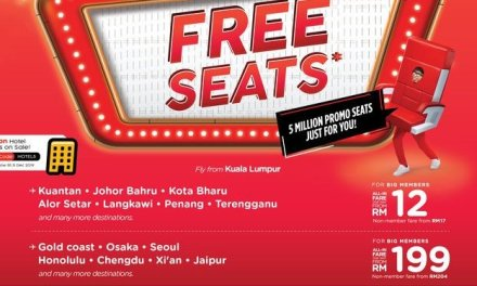 Airasia Free Seats Is Back With More Value Deals