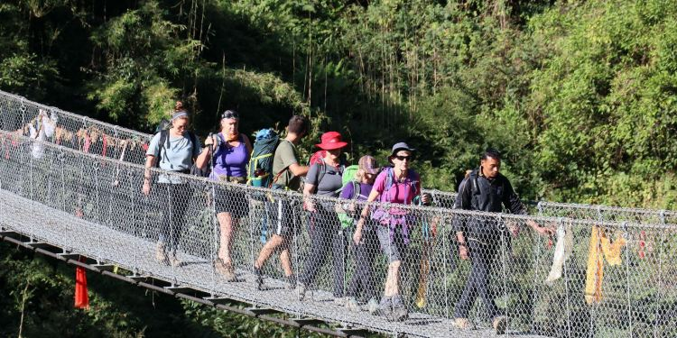 Foreign Tourist Arrivals To Nepal Jumped 18.8 %