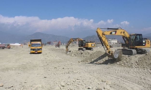 Pokhara Regional International Airport is 59% completed