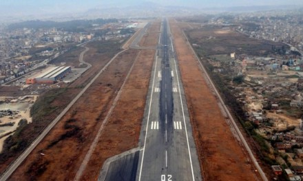 Caan, Chinese Firm Sign Tia'S Runway Rehabilitation Project