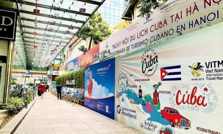 CULTURE ON SHOW IN HA NOI : CUBAN TOURISM