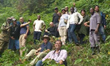 BOLLYWOOD STARS, TOUR AGENTS MARVEL AT UGANDA ATTRACTIONS
